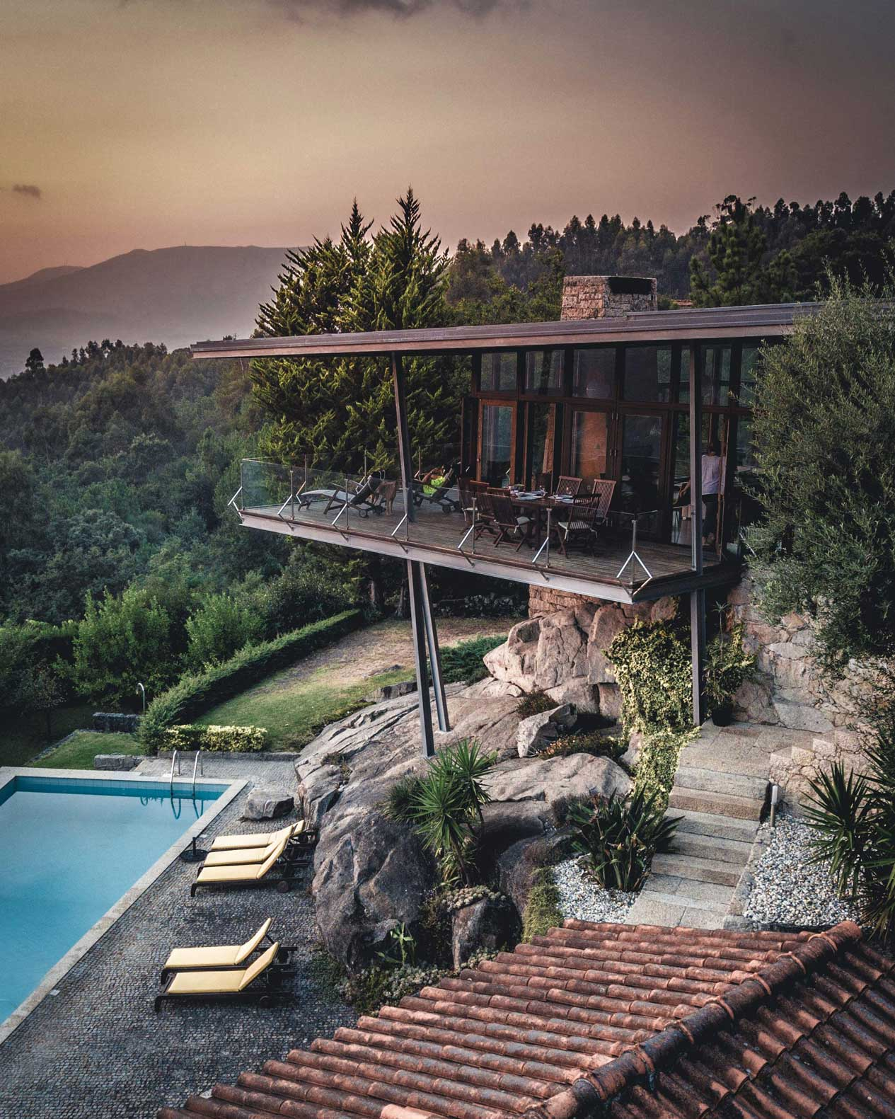 Portugal Active Mountain Lodge